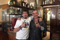 il Conduttore, Regista e Sceneggiatore Paolo Ruffini