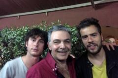 I PanPers,  un duo comico composto da Andrea Pisani e Luca Peracino