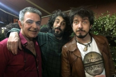 Paolo Ruffini e Alberto Farina