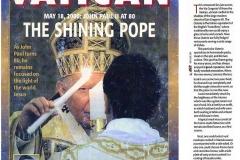 Articolo Osteria del Gelsomino sul Giornale  Inside The Vatican