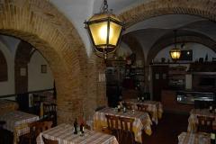 Sala Ristorante Osteria del Gelsomino